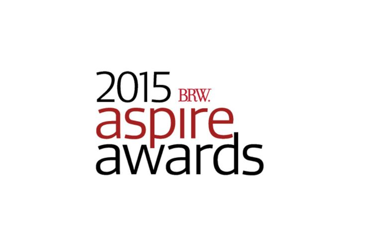 Global Road Technology 2015 BRW Aspire Awards