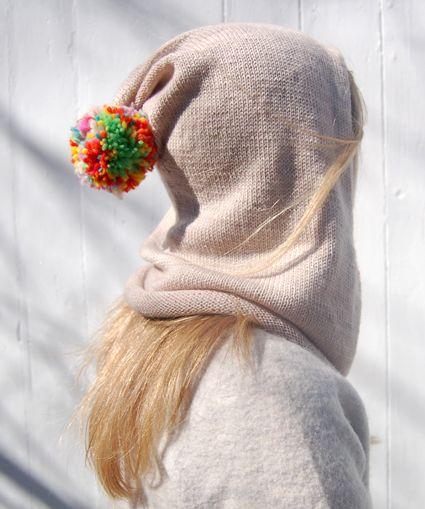 DIY spring hoodie | how luvverly!