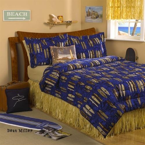 How to Make a Hawaiian Theme Bedroom