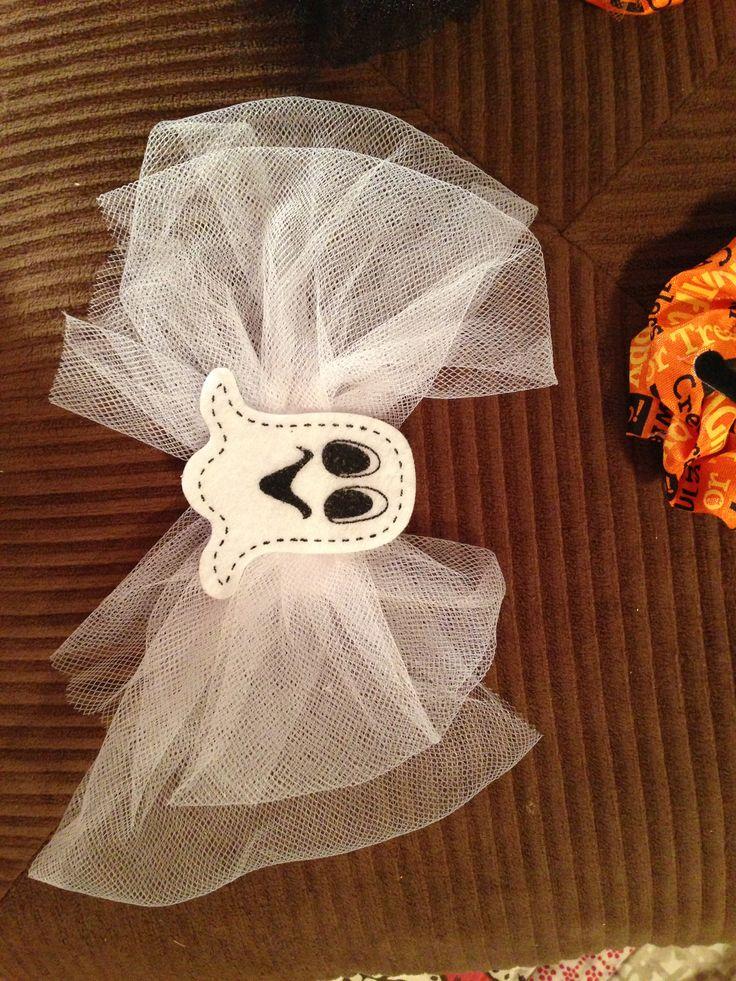 best 25  halloween hair bows ideas on pinterest