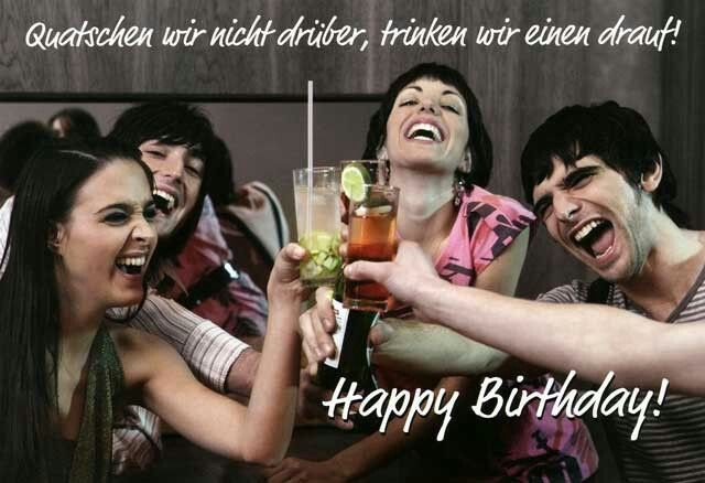 Happy birthday bilder für männer lustig