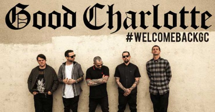 The New Good Charlotte Video Features Mikey Way - Kerrang!