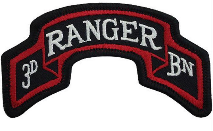 3rd Battalion - 75th Ranger Regiment Class A Scroll