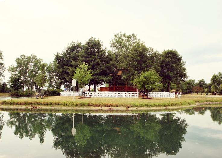 Great Outdoor Wedding Venue Summit On The Park Canton Michigan Www
