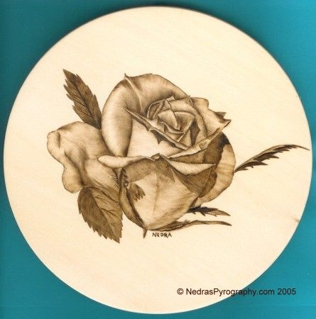 Pyrography from A-Z. Pyrography tutorials on every aspect of everything. Excellent, excellent free information from an expert