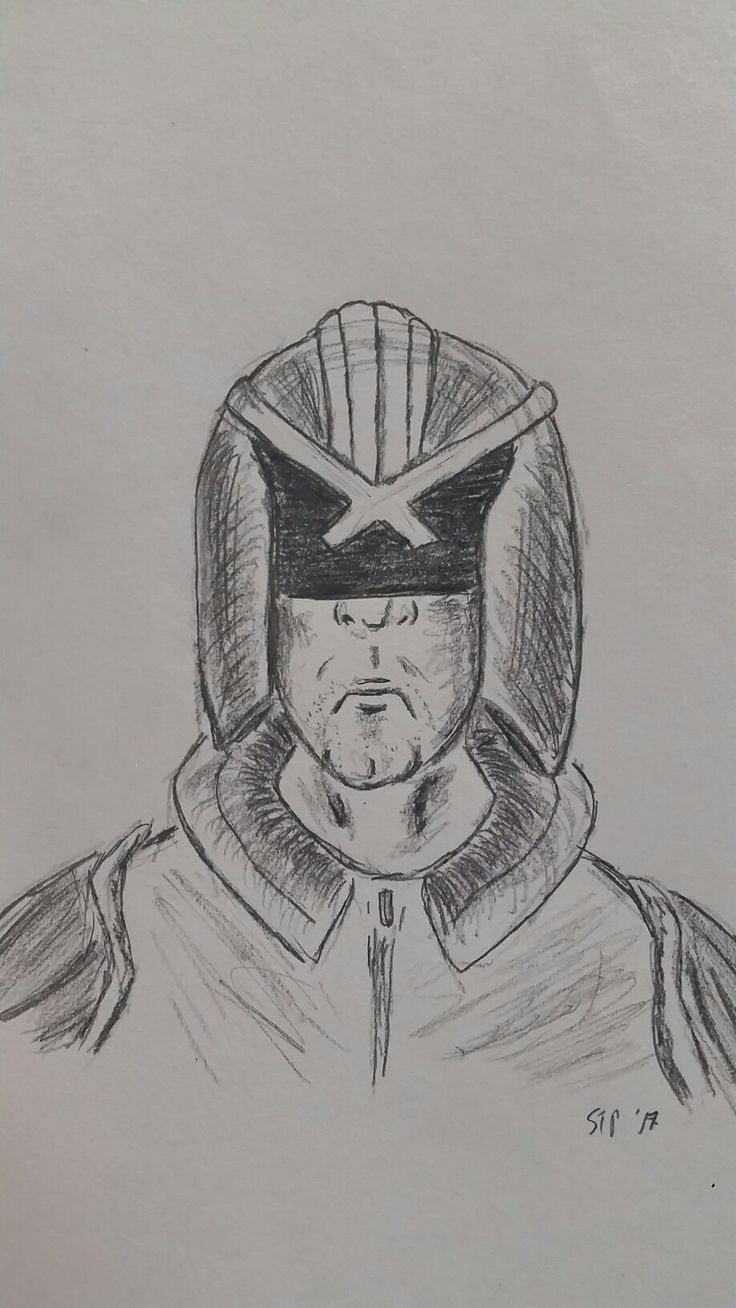 "Mama's not the law, I am the law. ""Judge Dredd"" - pencil 2017.  #stpartwork #fanart #art #drawing #judgedredd #dredd #movieart #film #pencil #Pencildrawing #artistoninstagram #artsigram #femaleartist"