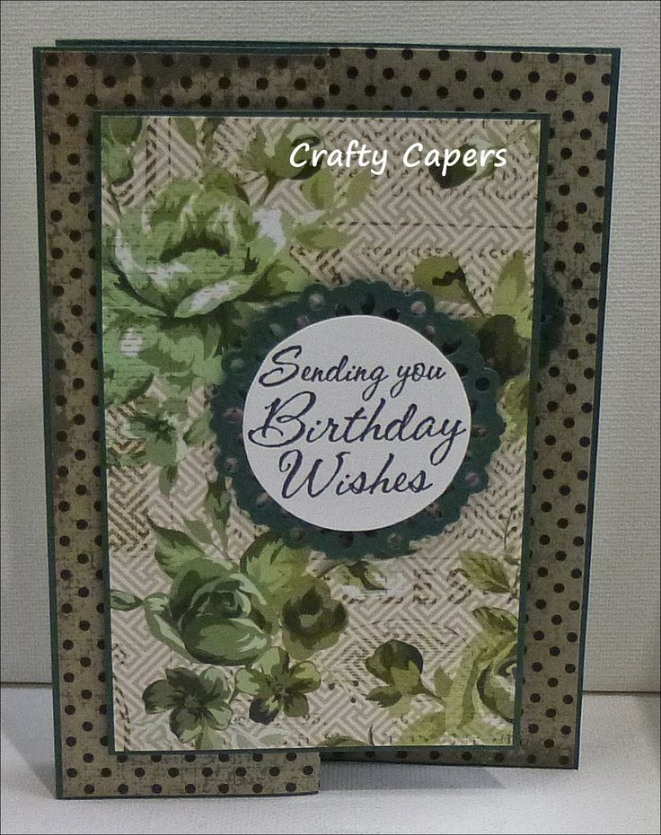 Here is our latest display that has gone up in the shop today.  Jill and Toni used the Mister Fox collection from Kaiser to create these gorgeous cards.