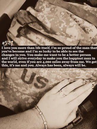 MilitarySOConfessions — Confession 529 I love you more