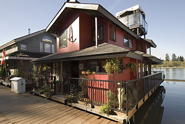 Vancouver Floating Homes