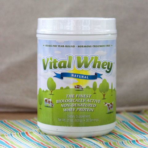 Pure Whey Protein Powder - Contains the full range of fragile immune modulating and regenerative protein components naturally present in fresh, raw milk from cows grass-fed year-round on natural pastures!