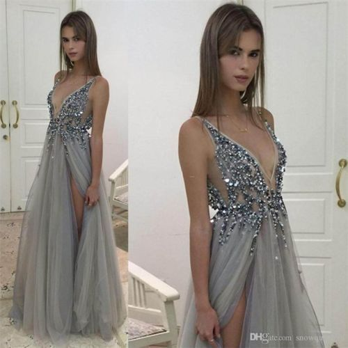 Crystal Long Evening Party Prom Pageant Dress Formal Celebrity Wedding Ball Gown #Unbranded #Ballgown #Formal