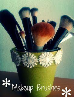 karamella: Πινέλα μακιγιάζ e.l.f., ecotools, miomare