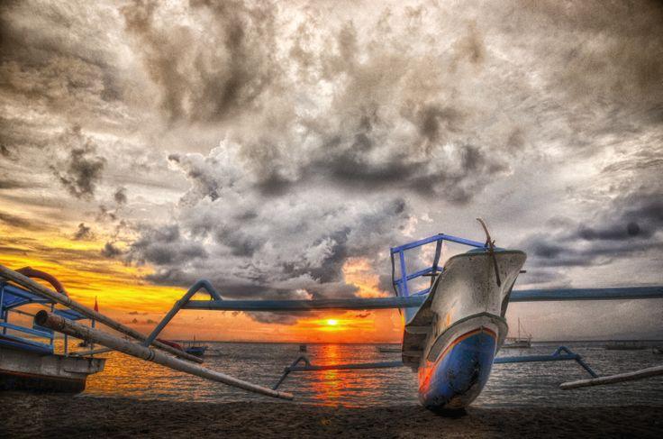 Pantai Senggigi in Senggigi, Nusa Tenggara Barat