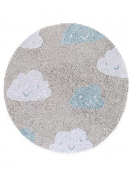 Kinderteppich blau rund  Die 25+ besten Kinderteppich rund Ideen auf Pinterest ...