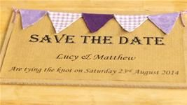 How To Make Save The Date Cards For Your Wedding