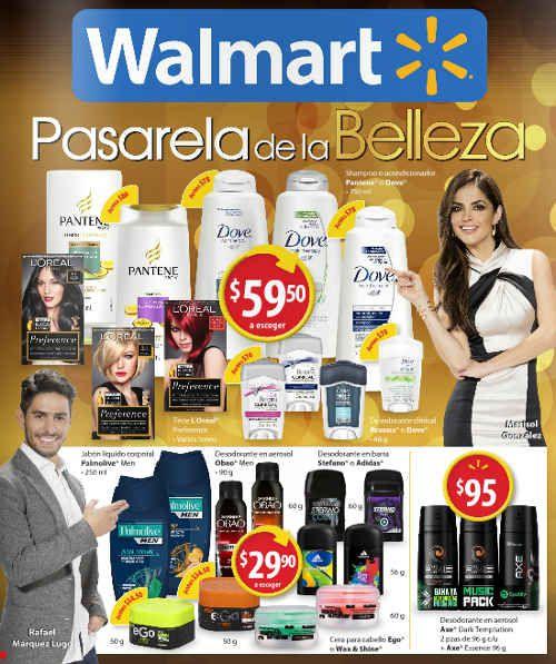 Walmart catálogo pasarela de la belleza