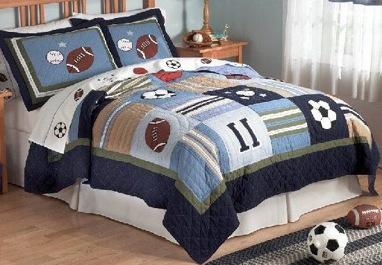 Sports Themed Bedding Sets