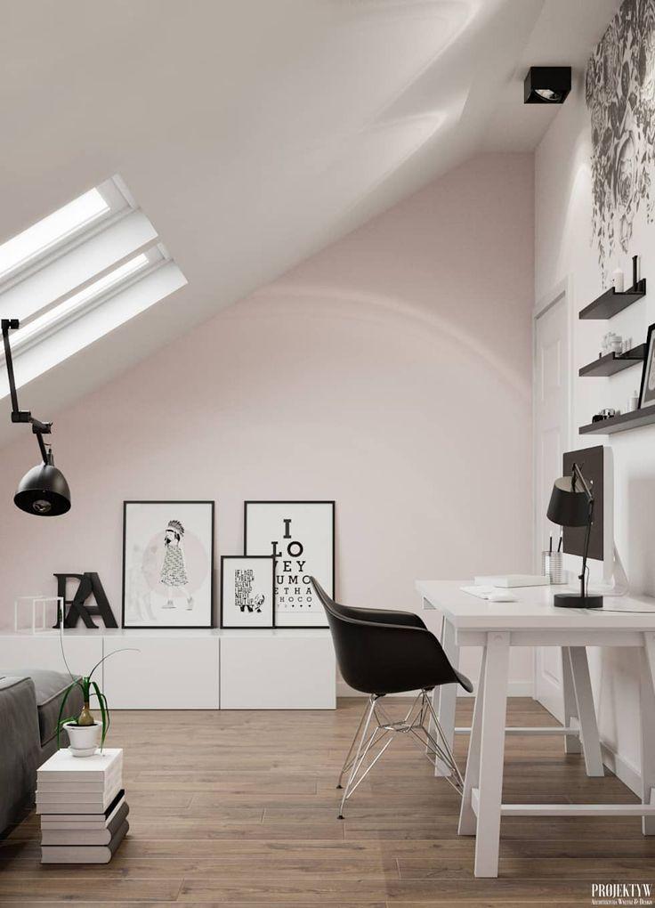 Escritórios  por PRØJEKTYW | Architektura Wnętrz & Design