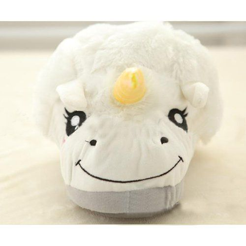 Gadget licorne – Pantoufles licorne