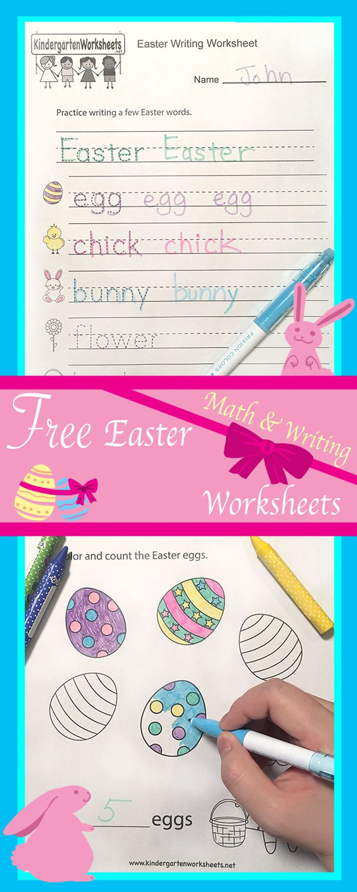 best 25 easter worksheets ideas on pinterest kindergarten