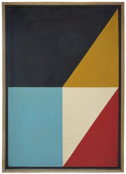 Frederick Hammersley - Fractions  1960
