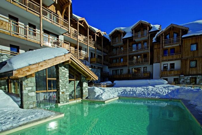 Vacances ski pas cher à la Résidence Club mmv Le Hameau des Airelles