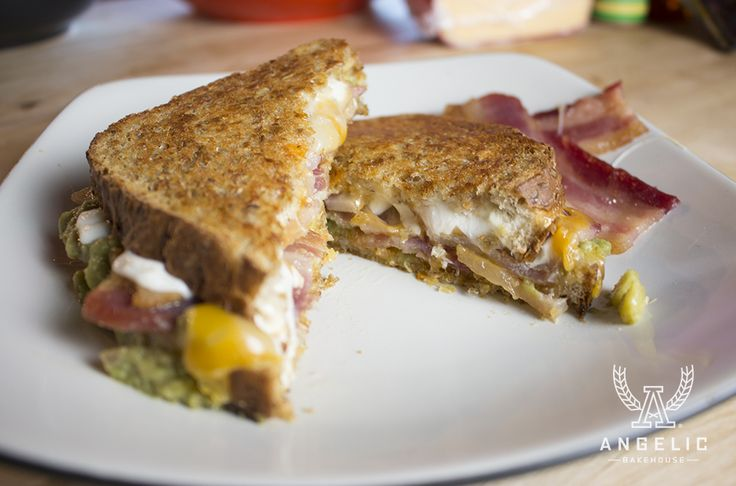images about Grilled Cheese on Pinterest | Brie grilled cheeses, Bacon ...