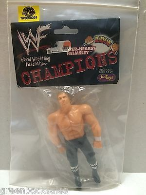 (TAS008035) - WWF WWE WCW Wrestling JusToys Bend-Ems Champions Figure - Triple H