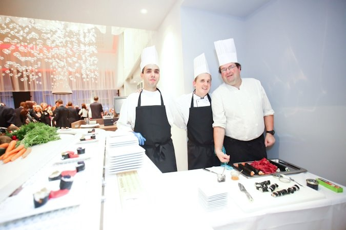 The Chefs @ Opening Thon Hotel EU