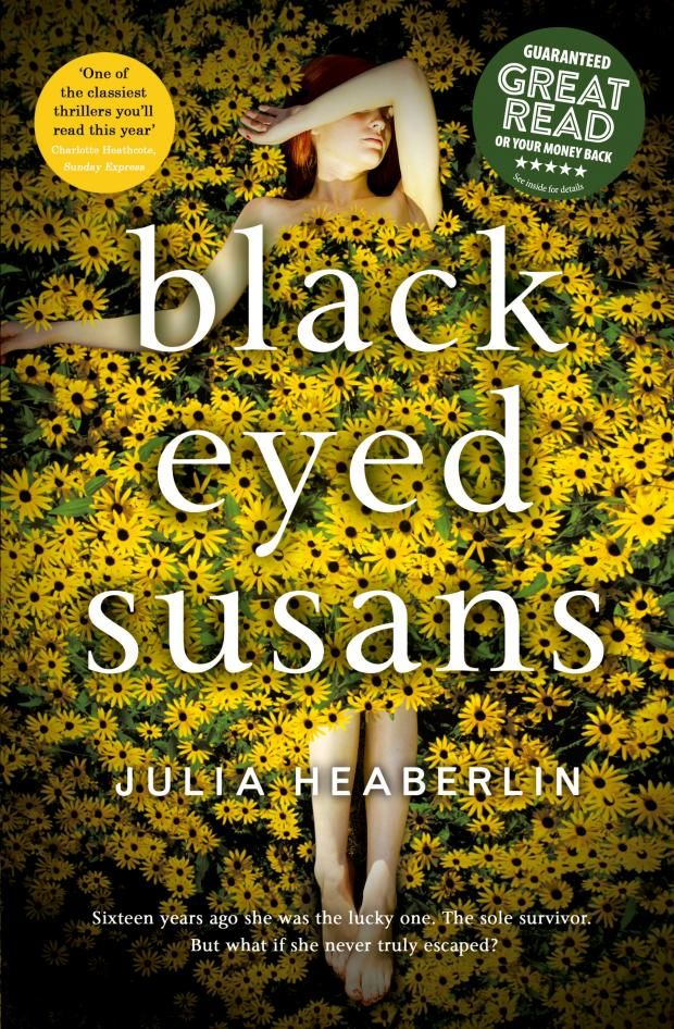 Culture Street | Black Eyed Susans by Julia Heaberlin