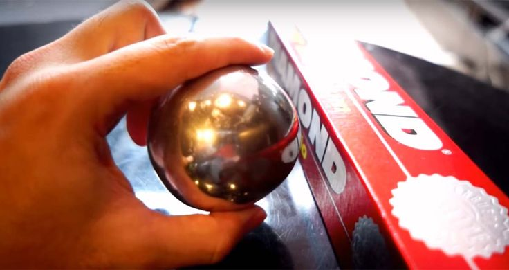People are polishing aluminum foil balls, and the results are amazing
