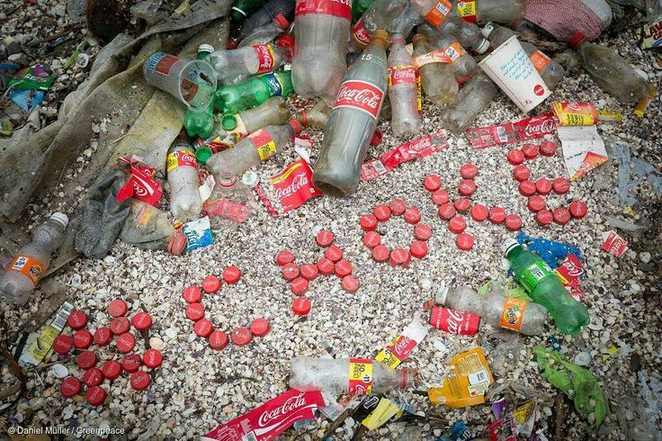 Our oceans cant stomach any more of Coca-Cola's plastic. Tell Coke's CEO to stop choking our oceans. You can find the link >> in our bio   #choke #shareacoke #cocacola #coke #plasticpollution #plasticsucks #breakfreefromplastic #plasticfree #notoplastic #plastickills #pleaserecycle #banthebag #greenpeace #activism #petition #linkinbio