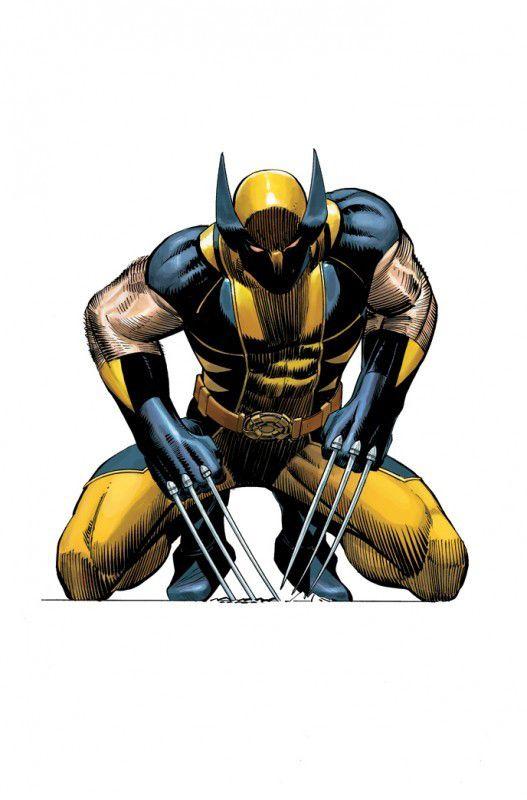 Wolverine ( X-Men ) // Marvel // Art