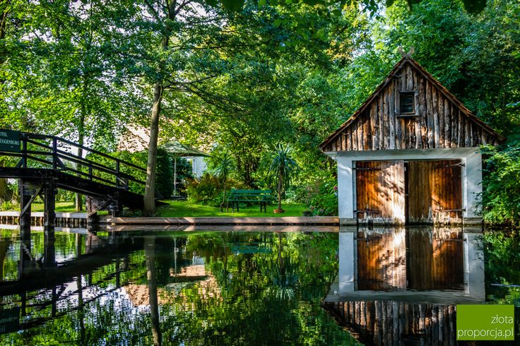 Schlepzig in the north of Spreewald is not only beautiful, but also not so crowded as other parts of Spreewald