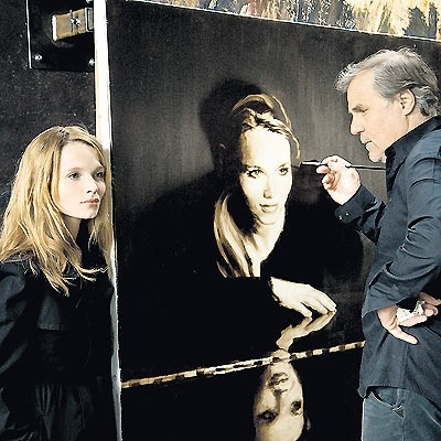 Josef Bierbichler und Karoline Herfurth in Caroline Links ›Im Winter ein Jahr‹ (2010)