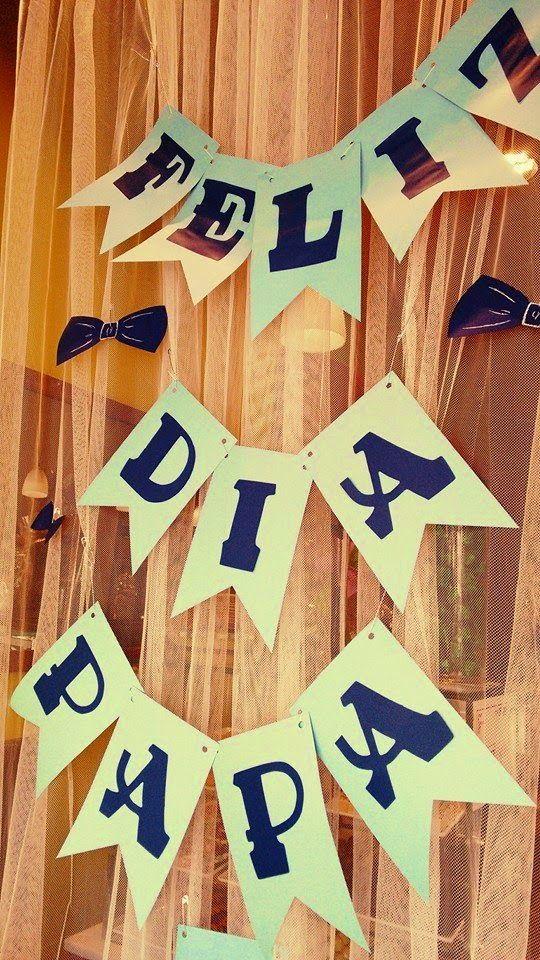 Anaquiños de papel: Packaging Día del Padre