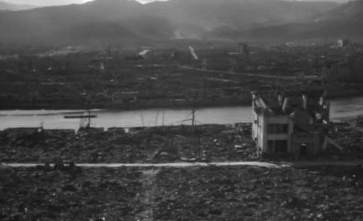Νέο βίντεο-ντοκουμέντο: Οι πρώτες στιγμές μετά τον όλεθρο σε Χιροσίμα και Ναγκασάκι 📹