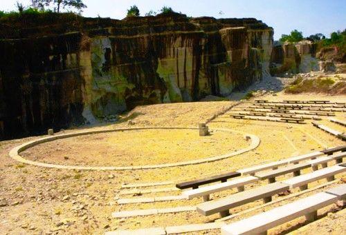 Breksi Cliffs