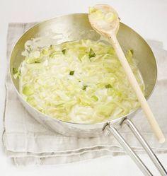 Lauch-Rahm-Gemüse Rezept - ESSEN & TRINKEN
