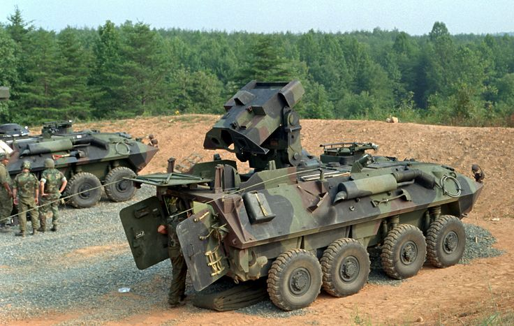 LAV 25 | LAV-25 | The Few Good Men