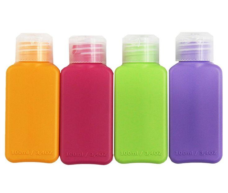 Ikea Travel Size Bottles - Amazon Beauty Products Every Lazy Girl Needs - Photos