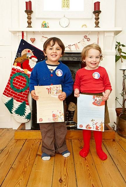 33 best nspcc letter from santa images on pinterest letter from nspcc thanks locals for record breaking letter from santa rochdale gateshead local celebration spiritdancerdesigns Image collections