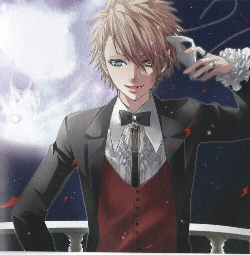 Image result for vampire anime guys
