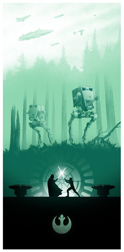 Star Wars - Return of the Jedi by Marko Manev