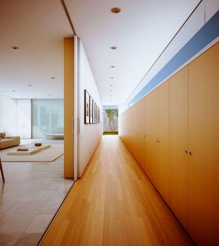 Stylish Modern Residence in Barcelona by Marc Canut