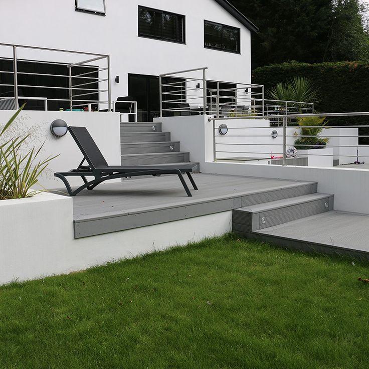 wpc flooring distributor , plastic outdoor deck flooring