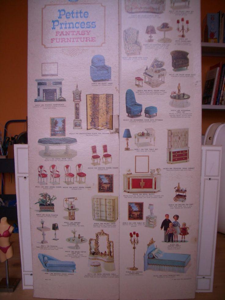 Petite Princess Dolls House Furniture by Cestina's dolls houses: July 2017
