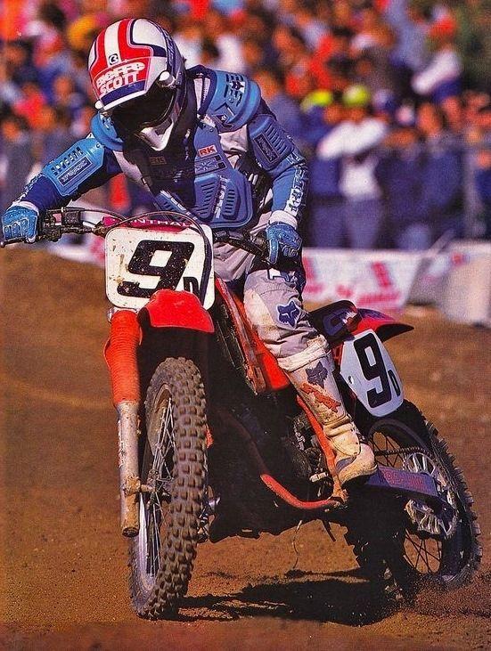 378 Best Legends Of Motocross Images On Pinterest Vintage