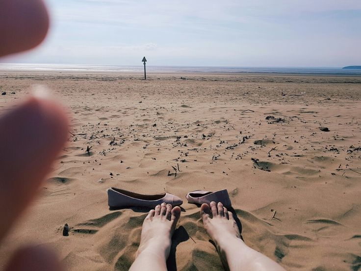 "Burham-on-Sea , Somerset England  ""Ordinary day"""