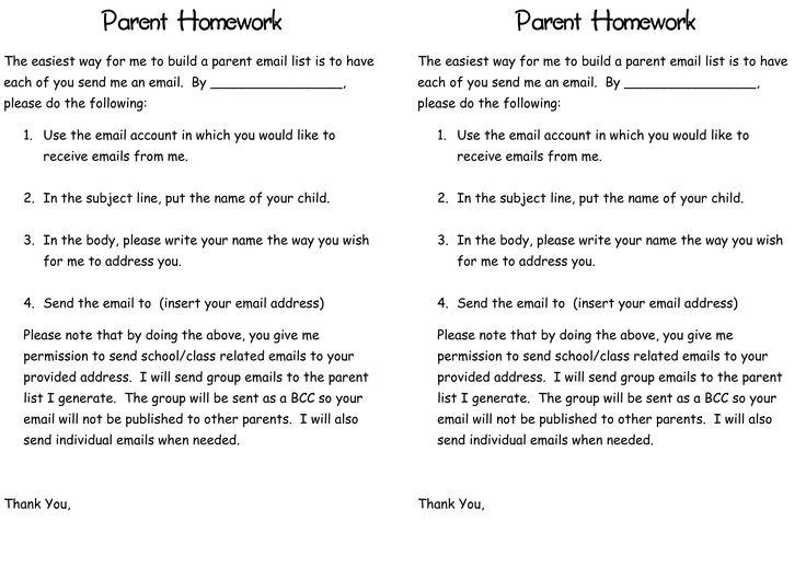 Homework help letter to parents terapiascontextuaisbr